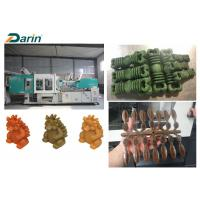 China Chewing Moulded Dog Food Plant / Injection Moulding Making Machine For Dog Toy on sale