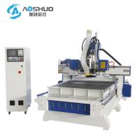 Auto Tool Changer CNC Router Wood Carving Machine 5 Axis Cnc Sculpture Multifunction Manufactures