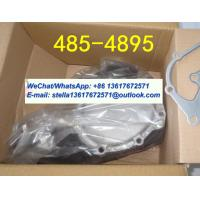 Quality 322-9662/3229662/354-4754/3544754/485-4895/4854895 Water Pump For CATERPILLAR C4.4 C6.6 3054C Perkins Engine Parts,M315D for sale