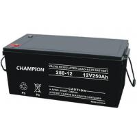 6FM250G 12v 250ah Solar Lead Acid Battery Rechargeable For Off Grid Solar Systems Manufactures
