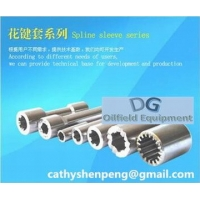 Custom-made motor to protector coupling with carbon steel and stainless steel material for ESP system,China manufacturer Manufactures