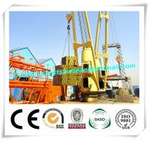 Quality Marine Steel Wire Crane Convenient For Shipyard Welding Machine for sale