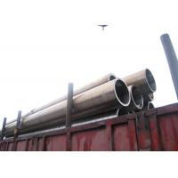 Medium Pressure Boiler Seamless Alloy Steel Tube ASTM A335 P22 20'' SCH XXS Manufactures