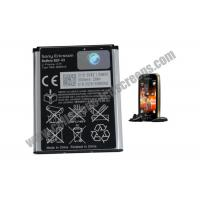 Ultra Slim High Capacity Cell Phone Battery BST-43 1000mAh For Sony Ericsson J10 / U10 Manufactures