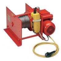 Electric boat trailer winch(12-24V) Manufactures