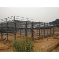 Building House With Steel Frame\ Manufactures