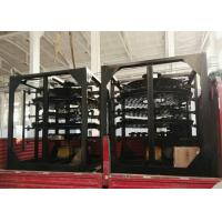 Push Type Square Steel Frame Continuous Drying Plate Drying Equipment For Wet Material Manufactures