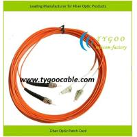 LC-LC-MM-DX Fiber optic patch cord Manufactures