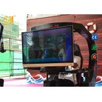 360 Degree HTC Vive Virtual Reality Simulator Game Machine For Teenager Vr Car Racing  Manufactures