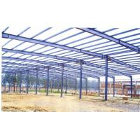 High Strength Bolt Poultry Farm Structure Red Primer Surface Manufactures
