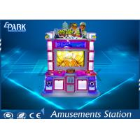 42 Inch Screen Amusement Game Machines Subway Parkour Racing Competition Manufactures