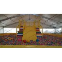 Wind Loading Waterproof Aluminum PVC Outdoor Event Tents for Permanent Use for Amusement Park Manufactures