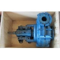 Quality Heavy duty slurry pump single stage suction centrifugal pump for sale