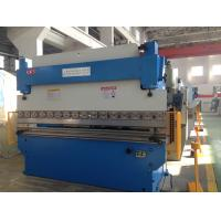 40 Ton - 2000mm Hydraulic Sheet Bending Machine For Metal Sheet