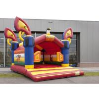 Professional Inflatable Jump House , Commercial Inflatable Playground OEM / ODM Manufactures