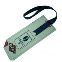 20 Aunce Convas Fabric Clothing Hang Tags Customized With Screen Printing Logo Manufactures