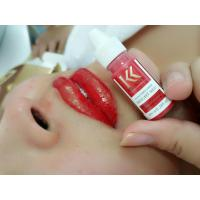 High Conentration Eyeliner Permanent Makeup Lips Tattoo Pigment Free Iron Oxide Manufactures