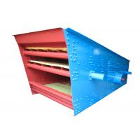 Multi - Layer Mining Vibrating Screen 2.5-200MM Mesh For Crushed Stone Material Manufactures