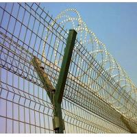 Cottage security fence/razor barbed blade fencing/anti-climbing fence