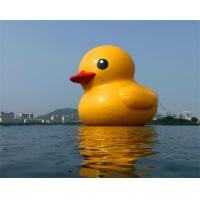 Gaint Custom Inflatable Products , Advertising Air Sealed Inflatable Duck Manufactures