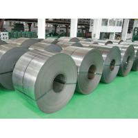 Buy cheap 0.14 ~ 2.0 mm Thick Edge Cold Rolled Galvanized Steel Coil With Welding Performance from wholesalers