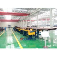Large diameter pipe beveling machine for pipe spool fabrication line Manufactures