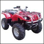 Stronger ATV of 750cc with Four-wheel Drive (SR-ATV750A) Manufactures