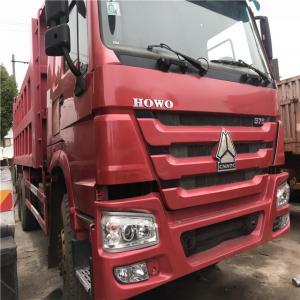 Used howo dump truck , 10 wheels dump truck new model machine for sale Manufactures