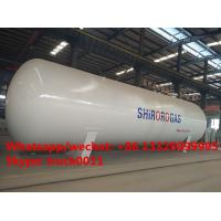 45metric tons surface lpg gas storage tank for sale, factory direct sale best price 45tons surface lpg gas storage tank Manufactures