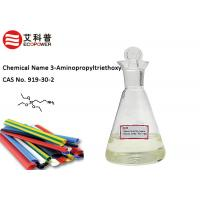 Abrasion Resistance Amino Silane Coupling Agent AMEO for Heat Shrink Tube Manufactures