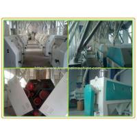 complete set of flour machinery