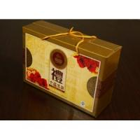Quality Custom Glossy / Matt Personalized Kraft Paper Food Packaging Boxes with full for sale