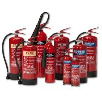 ABC Dry Powder Empty Fire Extinguisher Cylinder 5Kg Safe / Reliable For Industry Manufactures