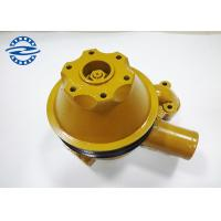 Single Stage PC200-1 Excavator Water Pump For Metering 6D105 21247955 Manufactures