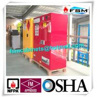 Filtering Combustible Storage Cabinets With PP Board For Hazardous Material Manufactures