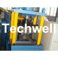 L Shape Roll Forming Machine / Purlin Roll Forming Machine for Steel L Angle Manufactures