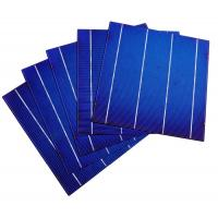 High Transmission PV Solar Panels With Anodized Aluminium Alloy Frame Manufactures