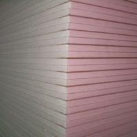 Fireproof Gypsum Plaster Board, Measures 1,220 x 1,830 x 12mm Manufactures