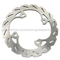 TRX 400 X EX Quad Bike Parts Four Wheeler Brake System Rotor Heat Treatment Manufactures
