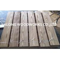 Natural Sliced Cut Russia Ash Wood Veneer Sheet For Following Top Layer Manufactures