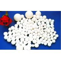 Safe Ceramic Refractory Bricks Corundum Regenerative Ball Shape Use In Metallurgy Industry Manufactures