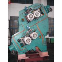 S Type PLC Control Srubber calendering machine / 4 roll calender machine Manufactures