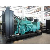 600 kw cummins power diesel generator 750 kva Manufactures