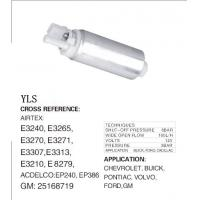 BUICK, VOLVO, FORD, VW, PONTIAC car small engine electric fuel pump 12V E3240, E3265 Manufactures