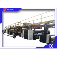 5 Ply 2200mm Corrugated Cardboard Production Line Manufactures