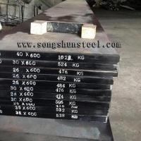 DIN 1.2080 cold work steel sheet Manufactures