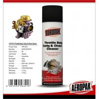 High Efficiency Carb And Choke Cleaner 450ml For Removing Greasy Dirt / Gum Manufactures