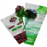 Customized printed Flower/Vegetables/Fruit Wicket Bag PE Plastic bag Manufactures