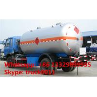 Quality best price 8cubic meters lpg gas dispensing truck for sale, hot sale 8,000L lpg gas propane delivery tank truck for sale