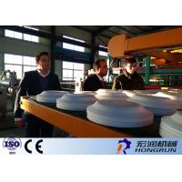 Eco Friendly High Speed PS Foam Plate Making Machine With Automatic Robot arm Manufactures